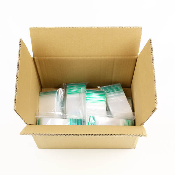 Ziplock bags 55x65 | 90mu | Box | 1000 pcs