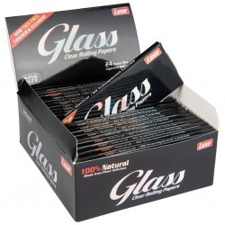 Glass Transparent papers | BOX 24 Pcs