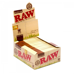 Raw Organic King Size Slim box 50 pcs