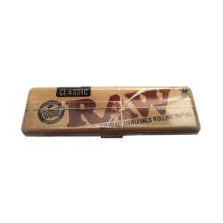 Raw Metal Paper Case Kingsize