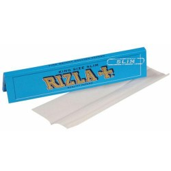 Rizla Blue Kingsize Slim Slow Burn
