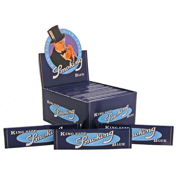Smoking papers K.S Blue BOX