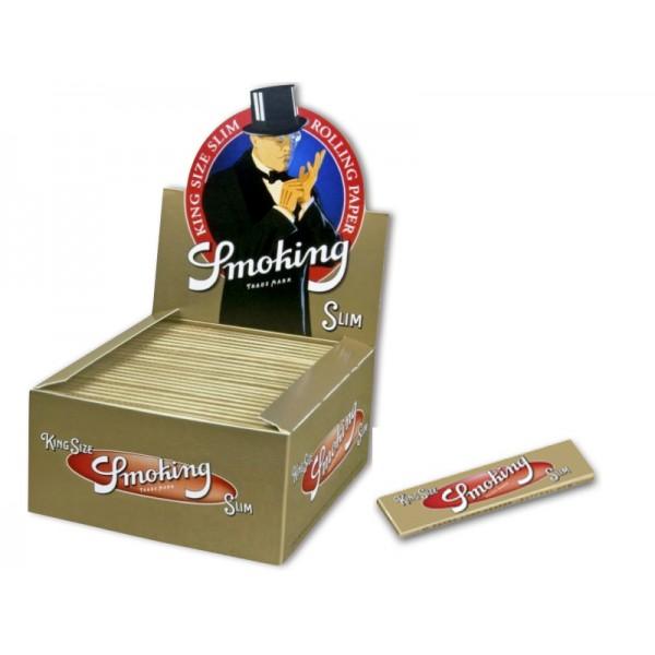 Smoking papers K.S Gold BOX