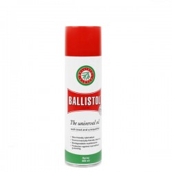 Ballistol Oil Stash