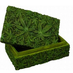 storage box | Cannabuds | 21x14x8 cm