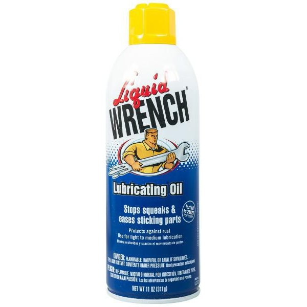 Liquid Wrench Super Lubricant Safe Stash
