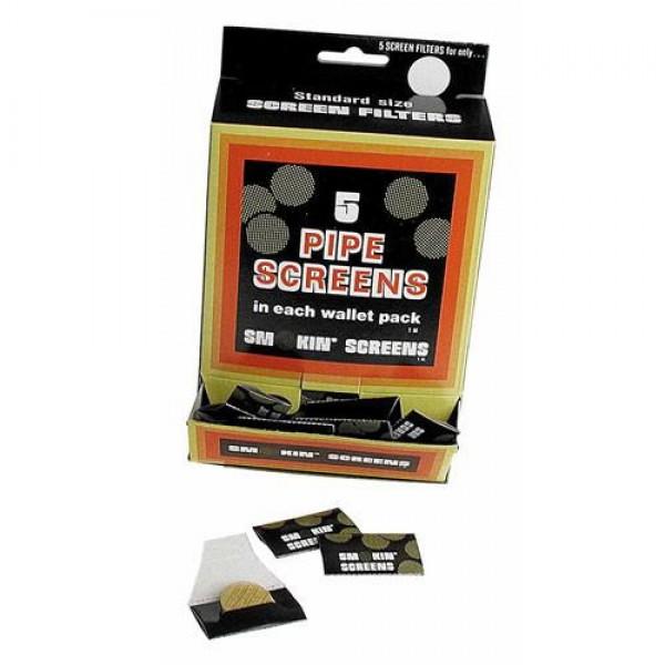 Bong/pipe Screens | Brass | 5 x 20 mm Ø