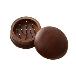 weed grinder | 2part | Wood | Ø40mm