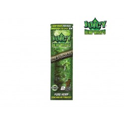 Juicy Hemp Wraps Natural